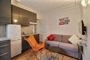 salon décoration d'intérieur appartement paris