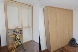 armoire intégrée